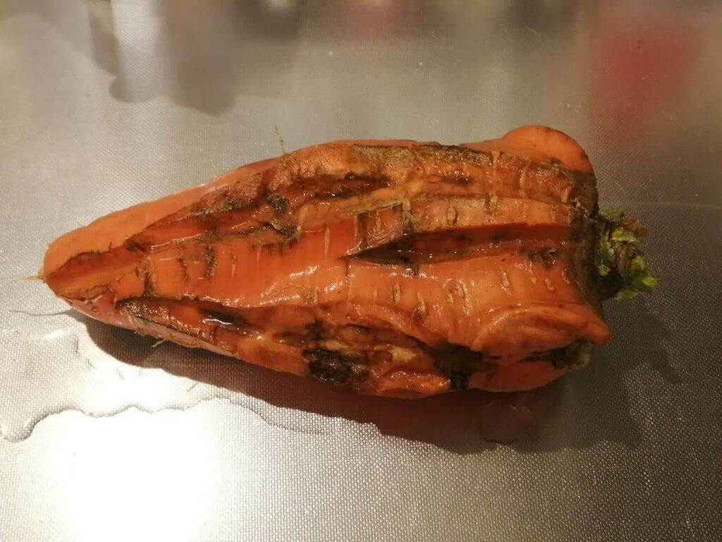 干しニンジンを作って、長く保存、美味しく食べよう!