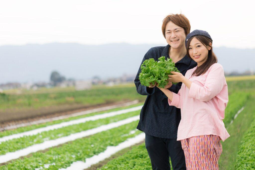 貸し農園での農作業はオシャレも楽しめる
