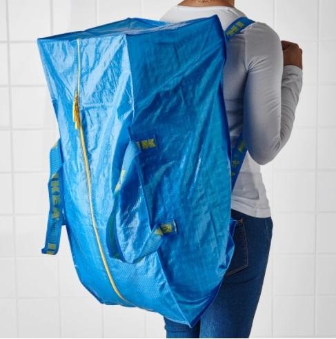 IKEA エコバッグの優れているポイント