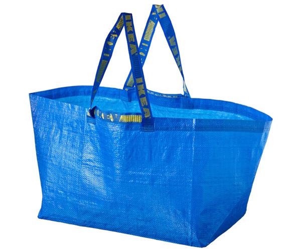 IKEAのフラクタエコバッグの種類